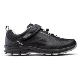 NorthWave All Terrain Escape Evo MTB cipő - fekete - 47 (SPD kompatibilis)