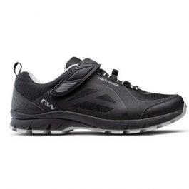 NorthWave All Terrain Escape Evo MTB cipő - fekete - 48 (SPD kompatibilis)