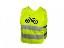 Kellys Starlight Bike L Gyermek láthatósági mellény