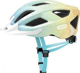 Abus Aduro 2.0 kerékpáros sisak - art kék (M)