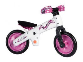 Bellelli B-Bip futókerékpár - fehér/pink