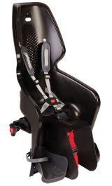 BikeFun Lotus Standard konzolos gyerekülés - fekete