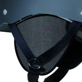 Casco Mini 2 sisakhoz téli szett - fekete - S