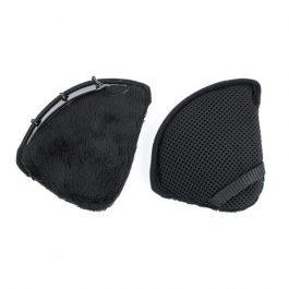 Casco Mini 2 sisakhoz téli szett - fekete - XS