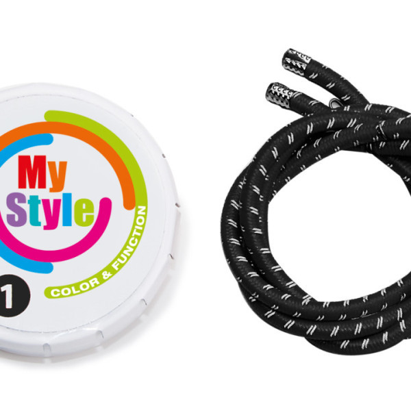 Casco MyStyle szalag - fekete (Méret: 1)