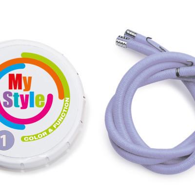 Casco MyStyle szalag - ibolya (Méret: 0)