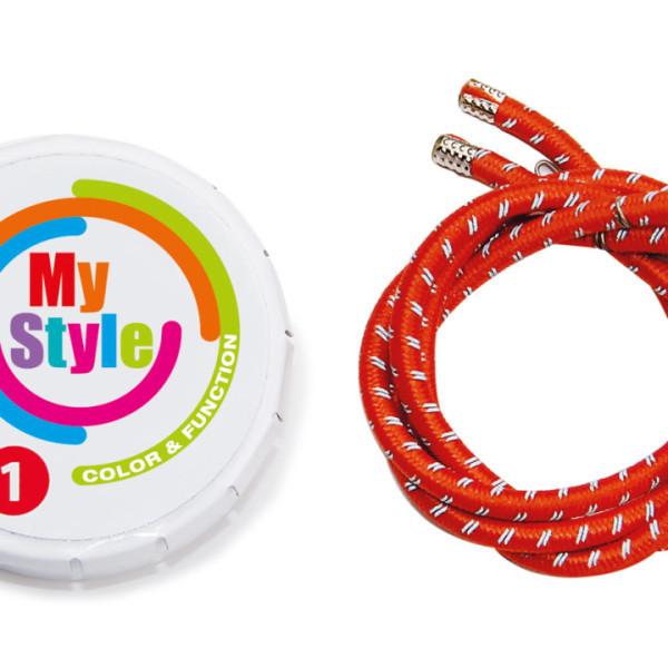 Casco MyStyle szalag - piros (Méret: 2)