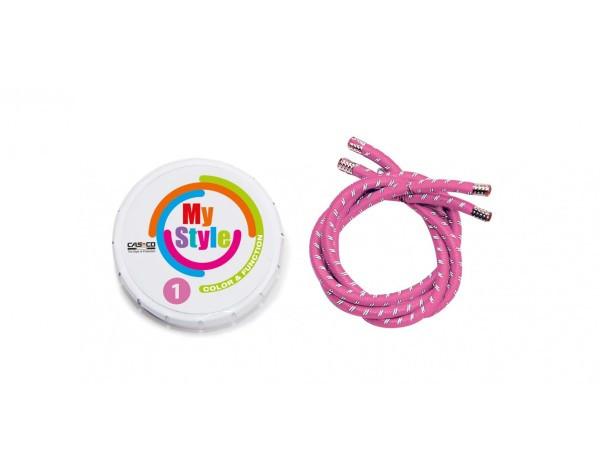 Casco MyStyle szalag - pink (Méret: 0)