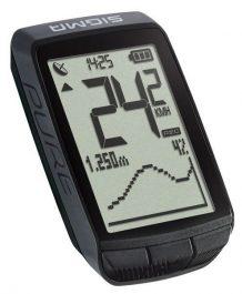 Sigma Pure GPS vezeték nélküli computer - fekete