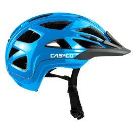 Casco Activ 2 Junior sisak - kék (52-56 cm)