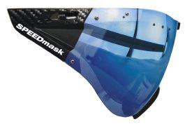 Casco Speedmask visor - ocean