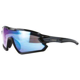 Casco SX-34 Carbonic sportszemüveg - fekete/fekete