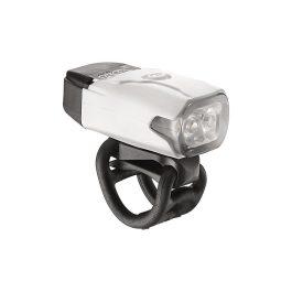 Lezyne KTV DRIVE USB első lámpa - fehér