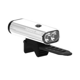 Lezyne LITE DRIVE 1000XL USB első lámpa - ezüst