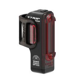 Lezyne STRIP DRIVE PRO USB hátsó lámpa - fekete