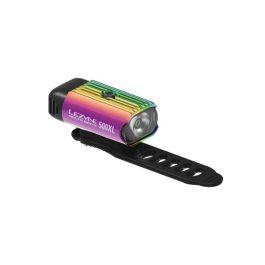 Lezyne HECTO DRIVE 500XL USB első lámpa - színes
