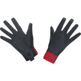 GORE C7 Pro kesztyű - fekete/piros - XS