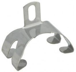 SKS-Germany Chromoplastic csúszó sárvédő rögzítő (35 mm)