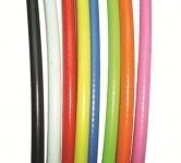 a2Z PVDF 5.4mm hidraulikus fékcső [narancssárga, 5.4 mm]