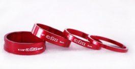 A2Z AD-181 hézagoló gyűrű szett [piros]