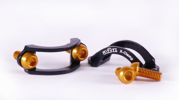 a2Z X-Clamp fékkar bilincs [fekete]