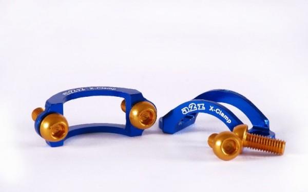 a2Z X-Clamp fékkar bilincs [kék]