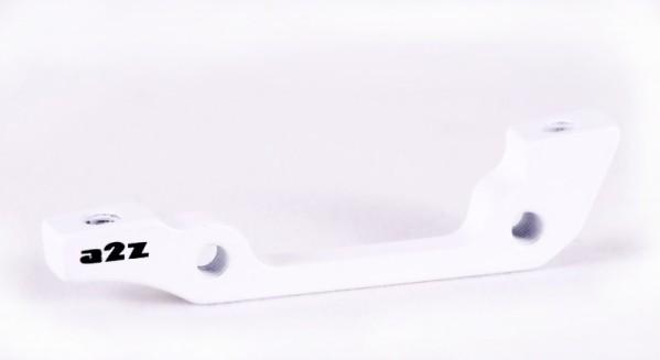a2Z IS->PM 180 tárcsafék adapter - fehér
