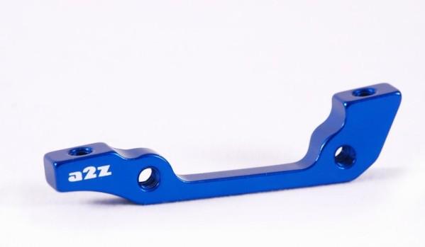 a2Z IS->PM 180 tárcsafék adapter - kék