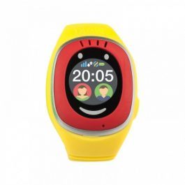 MyKi Touch GPS/GSM érintőkijelzős gyermek okosóra - Sárga