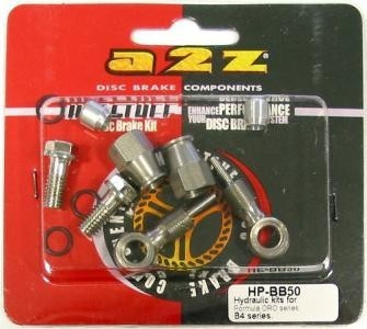 a2Z HP-BB54 hidraulikus csatlakozó szett