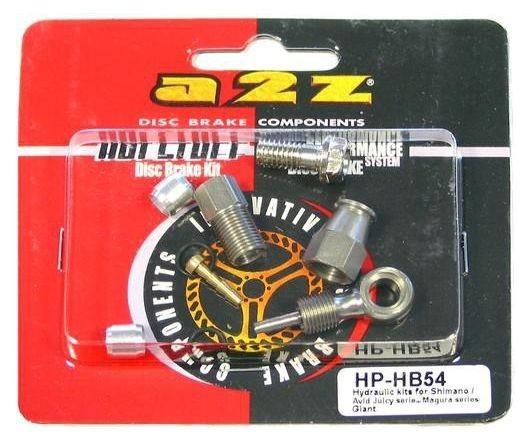 a2Z HP-HB54-200 hidraulikus csatlakozó szett