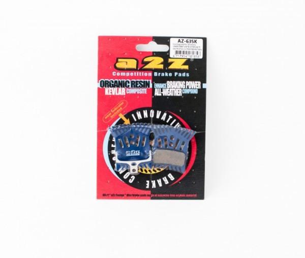 a2Z AZ-635K fékpofa tárcsafékhez
