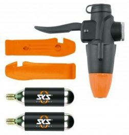SKS-Germany Tubeless Head szett pumpafej