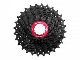 Sunrace CSRX1 11-36T racsni - fekete (11 sebesség)
