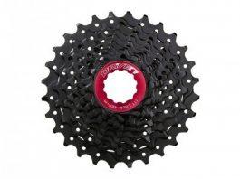 Sunrace CSRX1 11-32T racsni - fekete (11 sebesség)
