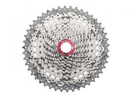 Sunrace CSMX3 10AZ 11-46T racsni - ezüst (10 sebesség)