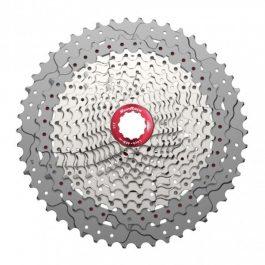 Sunrace CSMZ90 WA5 11-50T racsni - ezüst (12 sebesség)