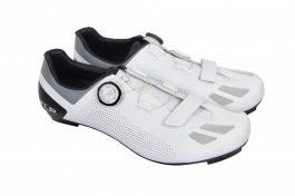 FLR F-11 országúti kerékpáros cipő - fehér - 43