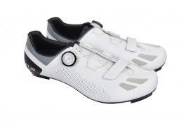 FLR F-11 országúti kerékpáros cipő - fehér - 40
