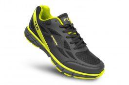 FLR ENERGY MTB kerékpáros cipő - fekete-neon sárga - 45