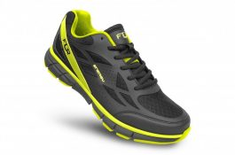 FLR ENERGY MTB kerékpáros cipő - fekete-neon sárga - 43