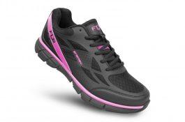 FLR ENERGY MTB kerékpáros cipő - fekete/pink - 39