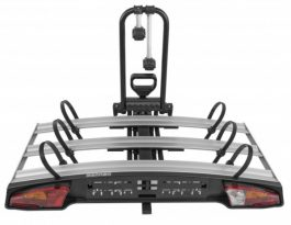 Menabo Alcor 3 kerékpárszállító vonóhorogra
