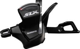 Shimano SLX (SL-M7000-10) váltókar, bal - fekete