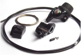 Revo Shift with Cable and Clickbox for Nexus 3-Gear Hub