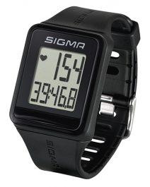 Sigma iD.GO pulzusmérő - fekete