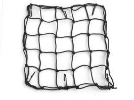 Ostand csomagleszorító háló - fekete