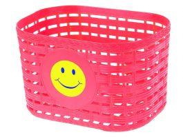 Smiley első kosár - piros