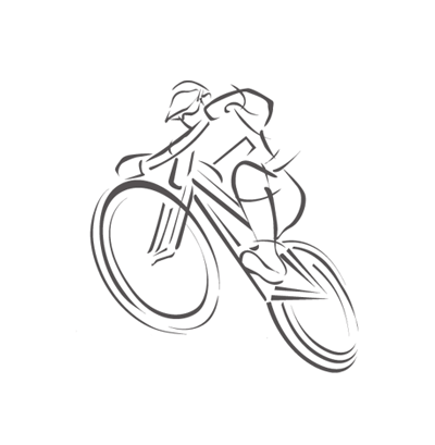 Biketrade 2P bowdenház - zöld (5 mm/10 m)