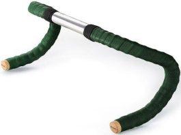 Brooks Leather bandázs - zöld